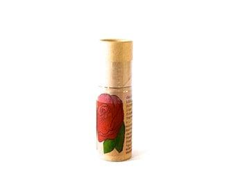 Dark Rose Cheek + Lip Paint . plant makeup
