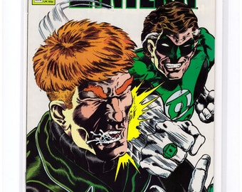 Issue #3 Green Lantern Comic in VF-NM Condition 1990