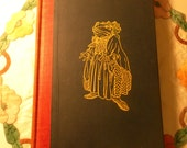 Vintage Book Wind in the Willows Rare Book by Kenneth Grahame illustrated by Arthur Rackham 1940