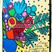 "Hafiz Quote- New!  ""Mini-s"" by Julie Abbott Art"