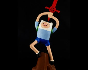 Adventure Time - Finn and the Demon Sword