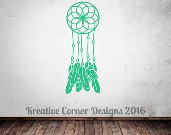 Dreamcatcher Vinyl Decal