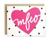 Love Card / Made for Each Other / MFEO