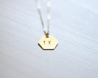 Personalized State Necklace << Geometric State Necklace >> State Pride Necklace >> Christmas Gift << Bridesmaid Necklace