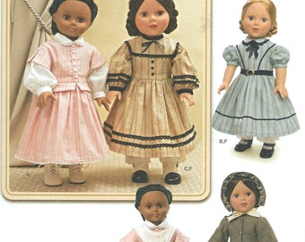 "18"" Doll Clothes Pattern by Simplicity-#1391, Brand new and uncut"