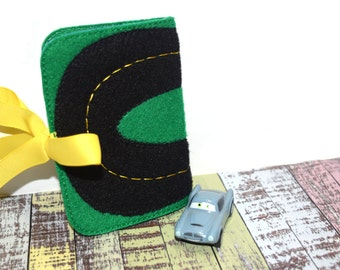 Toy Car Wallet | Car Roll Up | Car Holder | Toy Car Traveling Case | Race Track | Thomas Train| Toy Car Track | Ready To Ship