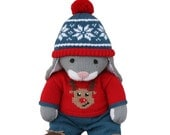 Christmas Jumper Outfit - Knit a Teddy