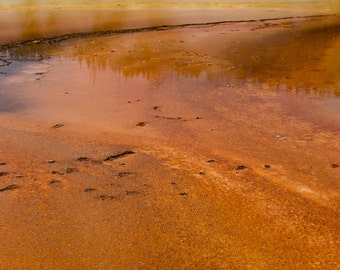 Grand Prismatic / Yellowstone National Park