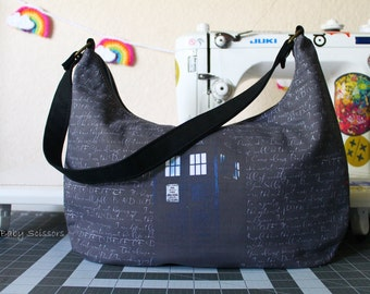 Design Your Own Custom made Melody Hobo Bag You pick you Fabrics and accent colors