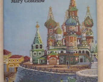 Embroidery of all Russia by Mary Gostelow