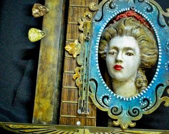 NANCY A shrine to women guitarists