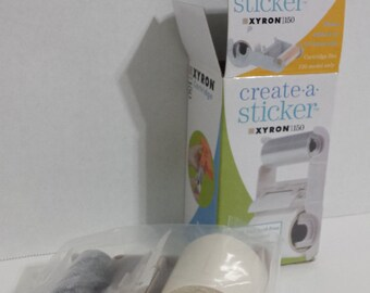 Xyron Create a Sticker Permanent Adhesive Cartridge