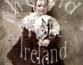 Peggy-Victorian Little Girl-Digital Image Download