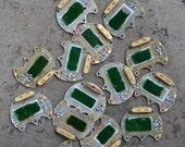 Digital watch chips -- set of 15 -- D4