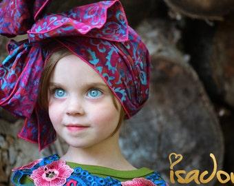 Girls bohemian headwrap