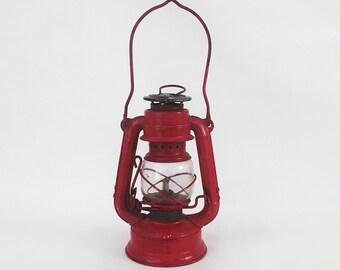 Winged Wheel Red Lantern No 350 Made in Japan