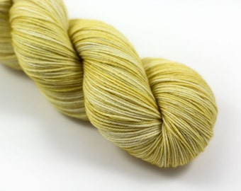 hand dyed sock yarn - LAMPLIGHT - Sojourn Sock Yarn - Superwash Merino & Nylon