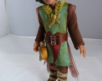 The Wizard's apprentice - by Jo Med