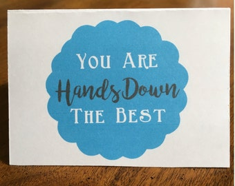 Hand Treatment gift tags (15 tags)