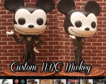 NBC Mickey - Custom Funko pop toy
