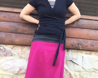 Bandit Skirt with SIX pockets modest running skirt