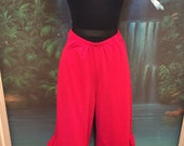 Ruffle Pants - Women'...