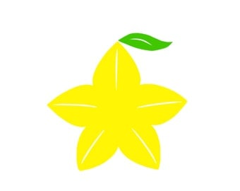 Paopu Fruit Kingdom Hearts decal