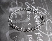 6 Charm Bracelets in Silver Tone – BR787-3