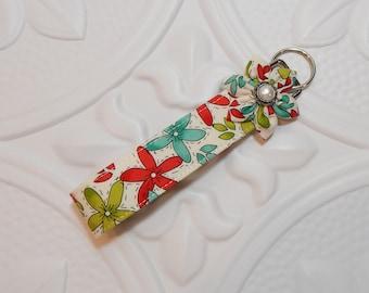 Key Fob - Key Chain - Keychain - Wristlet Keychain - Key Holder