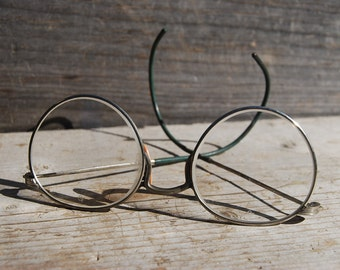 Vintage American Optical AO Safety Goggles, As-Is Safety Goggles