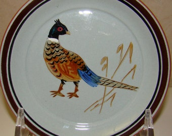 STANGL PHEASANT COASTER Ashtray - # 5011
