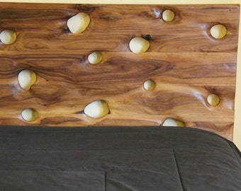 SandDrift Walnut Bed