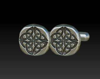 Cuff links cufflinks mens cuff links gift for men mens jewelry silver cuff links  round cuff links CR2