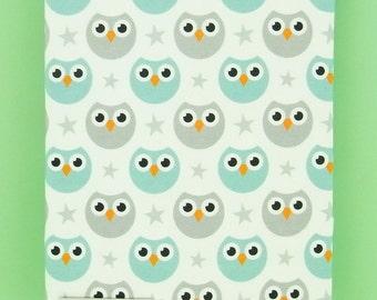 COOL OWLS MINT organic cotton elastane single jersey