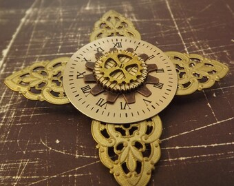 Steampunk Brooch