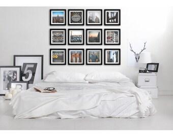 Gallery Wall Set, NYC Decor, New York City, Travel Decor, New York Prints, Gallery Wall Prints, Large Wall Art, Home Decor