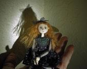 Marteena ~ OOAK Art Doll