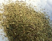 Yerba Mate with Mint and Holy Basil blend. Green Tea Unsmoked