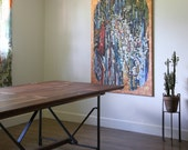 Fairmont Walnut Dining Table