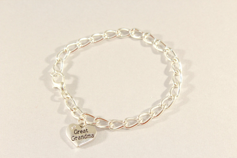 grandmother bracelet grandma gift great grandma jewelry