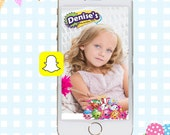 Snapchat GeoFilters, Birthday Snapchat Filters, Party Snapchat Filter, Shopkins Snapchat GeoFilter, Shopkins Birthday Party, Shopkins Filter