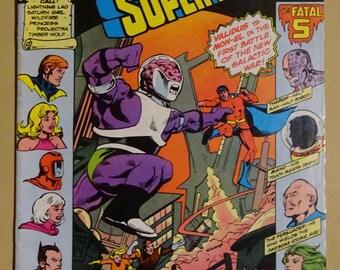 1980 DC Comics - Legion of Super Heros - #269 - November 80- in Near Mint Condition