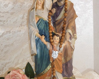 The Family That Prays Together Rosary~Free US Shipping