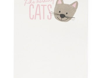 Like Herding Cats Notepad