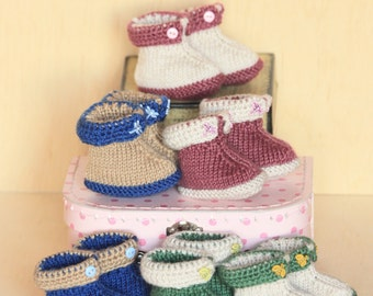 Doll shoes ,knitted doll shoes ,  doll shoes ,Waldorf ,doll clothes,handmade doll shoes,Waldorf,doll,soft toy