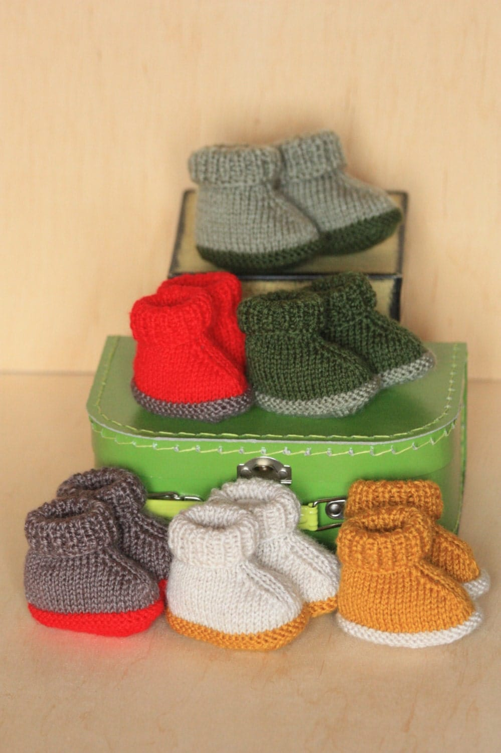 Knitting Pattern Dolls Shoes : Doll shoes knitted doll shoes Waldorf doll clothes doll