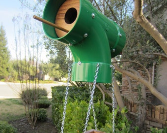 Bird Condo - One Bedroom Split-Level Birdhouse with Balcony and Separate Dining Area