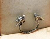 LOVEBIRDS cuff bracelet