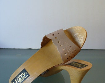 Made in Italy  Heeled Sandals Size 8M US