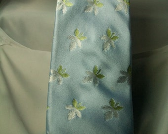 IKE BEHAR New York Silk Floral Print Tie